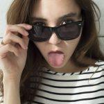 舌のハードトレーニングで顔のたるみ、歯並びを改善