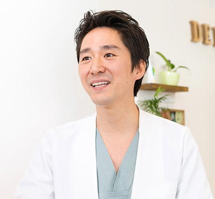 巣鴨の歯医者ヴェリ歯科院長 田島圭
